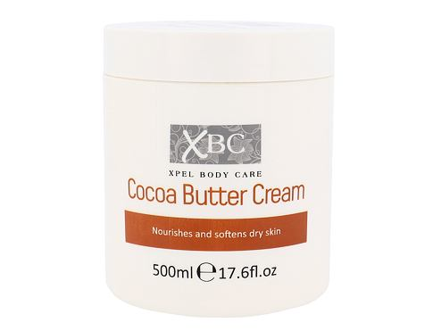 Xpel Body Care Cocoa Butter 500 ml tělový krém pro ženy