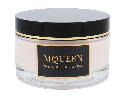 Alexander McQueen McQueen 180 ml tělový krém Poškozená krabička pro ženy