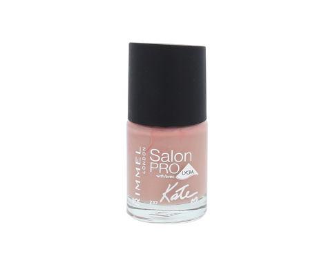 Rimmel London Salon Pro Kate 12 ml lak na nehty 237 Soul Session pro ženy