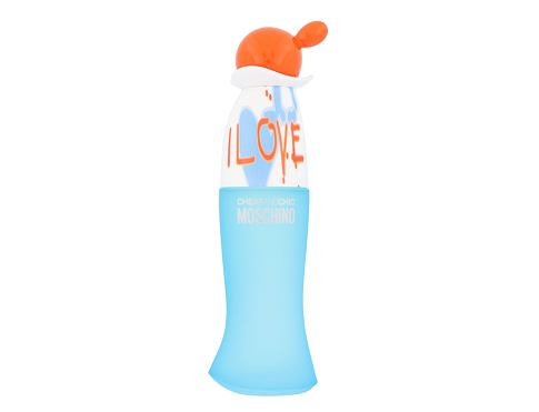 Moschino Cheap And Chic I Love Love 50 ml EDT pro ženy