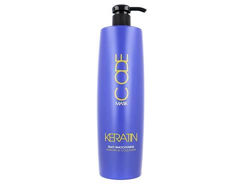Stapiz Keratin Code 1000 ml maska na vlasy pro ženy