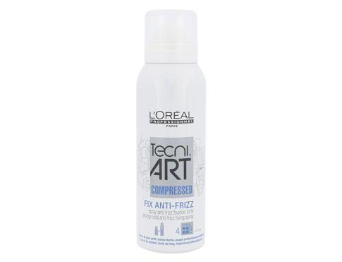 L´Oréal Professionnel Tecni.Art Fix Anti-Frizz Compressed 125 ml lak na vlasy pro ženy