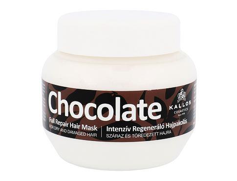 Kallos Cosmetics Chocolate 275 ml maska na vlasy pro ženy