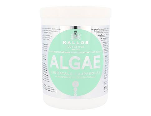 Kallos Cosmetics Algae 1000 ml maska na vlasy pro ženy
