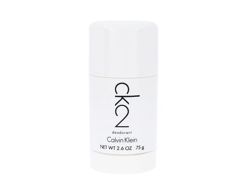 Calvin Klein CK2 75 ml deodorant Deostick unisex