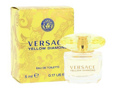 Versace Yellow Diamond 5 ml EDT pro ženy
