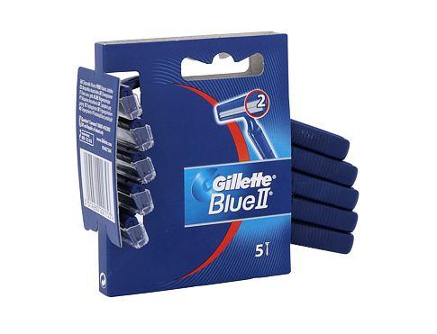 Gillette Blue II 5 ks holicí strojek pro muže
