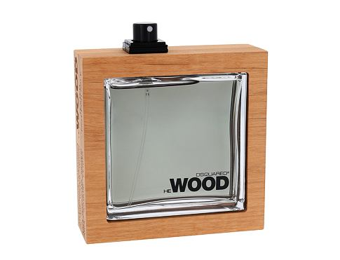 Dsquared2 He Wood 100 ml EDT Tester pro muže