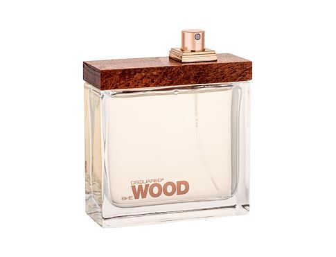 Dsquared2 She Velvet Forest Wood 100 ml EDP Tester pro ženy