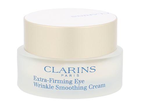 Clarins Extra Firming Wrinkle Smoothing Cream 15 ml oční krém pro ženy