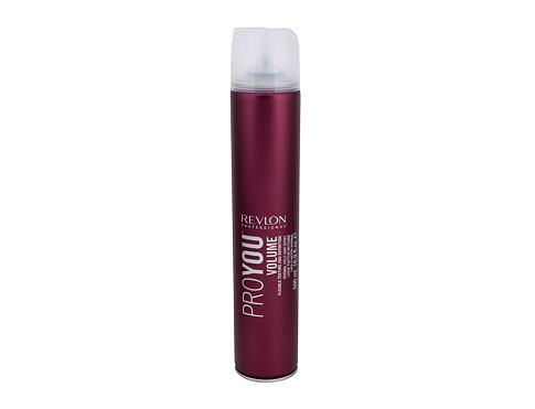 Revlon Professional ProYou Volume 500 ml lak na vlasy pro ženy