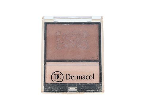 Dermacol Blush & Illuminator 9 g tvářenka 6 pro ženy