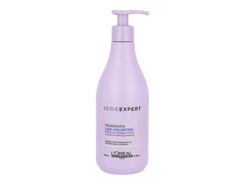 L´Oréal Professionnel Série Expert Liss Unlimited 500 ml šampon pro ženy