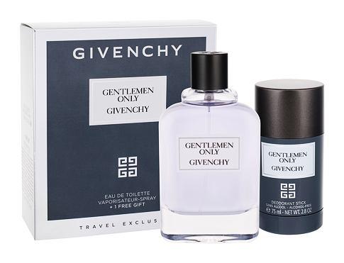 Givenchy Gentlemen Only EDT dárková sada pro muže - EDT 100 ml + deostick 75 ml