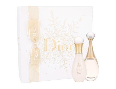 Christian Dior J´adore EDP dárková sada pro ženy - EDP 50 ml + tělové mléko 75 ml