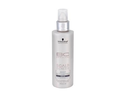 Schwarzkopf BC Bonacure Scalp Genesis Root Activating Serum 100 ml přípravek proti padání vlasů pro ženy