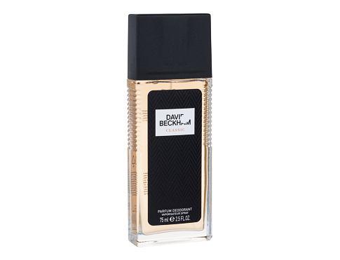 David Beckham Classic 75 ml deodorant Deospray pro muže