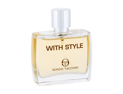 Sergio Tacchini With Style 50 ml EDT pro muže
