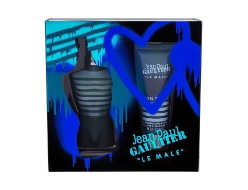 Jean Paul Gaultier Le Male EDT dárková sada pro muže - EDT 75 ml + sprchový gel 75 ml