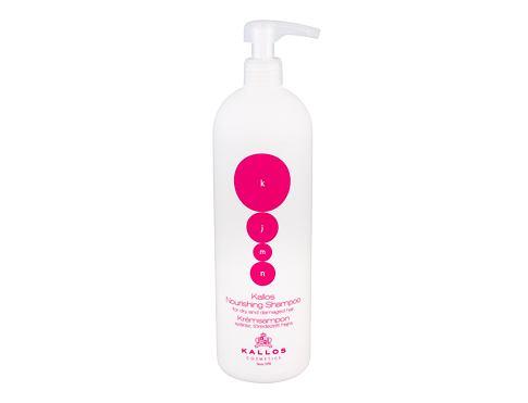 Kallos Cosmetics KJMN Nourishing 1000 ml šampon pro ženy
