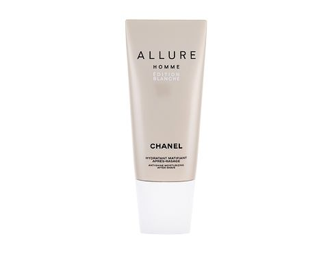 Chanel Allure Homme Edition Blanche 100 ml balzám po holení pro muže