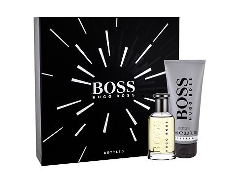 HUGO BOSS Boss Bottled EDT dárková sada pro muže - EDT 50 ml + sprchový gel 100 ml