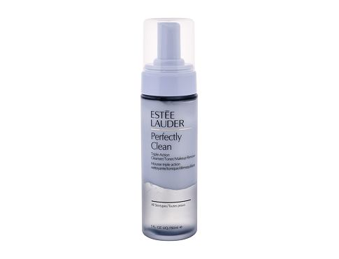 Odličovač tváře Estée Lauder Perfectly Clean Triple Action Cleanser 150 ml
