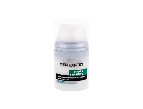 Denní pleťový krém L´Oréal Paris Men Expert Hydra Sensitive 50 ml