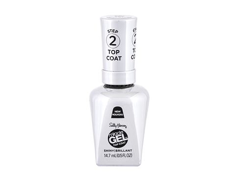 Lak na nehty Sally Hansen Miracle Gel STEP2 14,7 ml 101 Top Coat