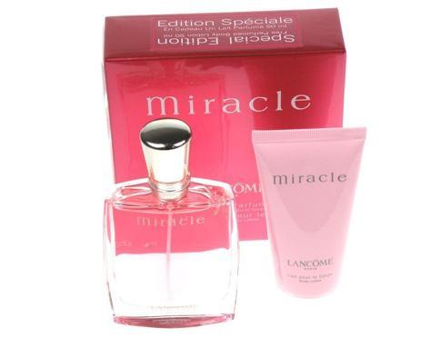 Lancome Miracle EDP dárková sada pro ženy - EDP 50 ml + tělové mléko 50 ml