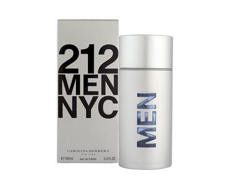 Carolina Herrera 212 NYC Men 50 ml EDT Tester pro muže