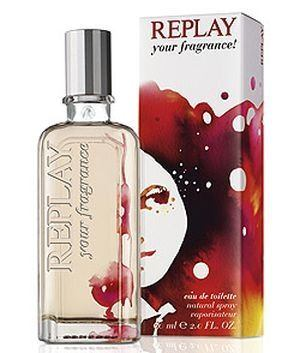 Toaletní voda Replay Your Fragrance! For Her 40 ml