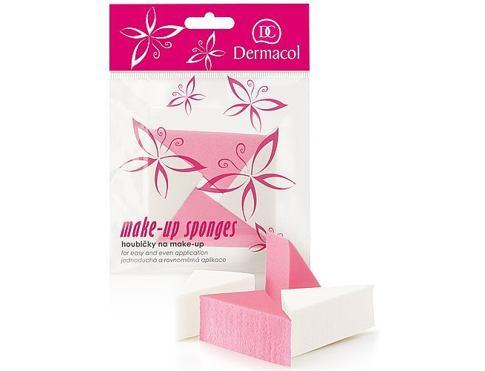 Dermacol Make-Up Sponges 4 ks aplikátor pro ženy