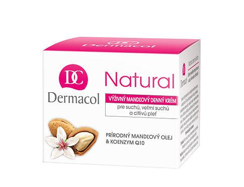 Dermacol Natural Almond 50 ml denní pleťový krém pro ženy