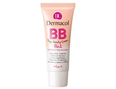 Dermacol BB Magic Beauty Cream SPF15 30 ml bb krém Fair pro ženy