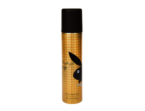 Playboy VIP For Her 75 ml deodorant Deospray pro ženy