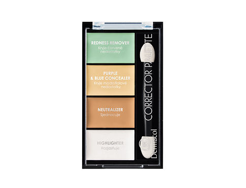 Dermacol Corrector Palette 8,8 g korektor pro ženy