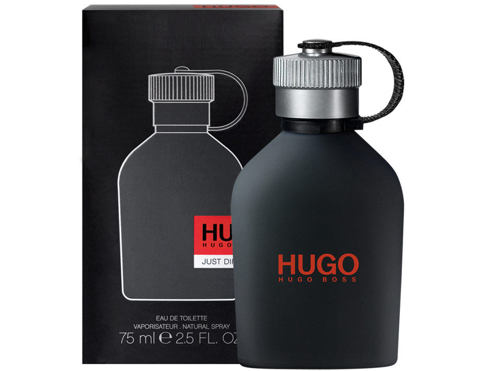Toaletní voda HUGO BOSS Hugo Just Different