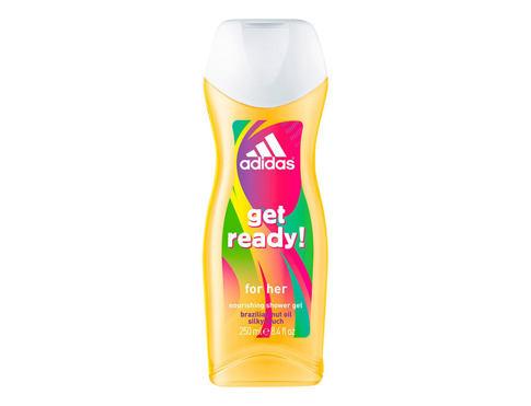 Adidas Get Ready! For Her 250 ml sprchový gel pro ženy