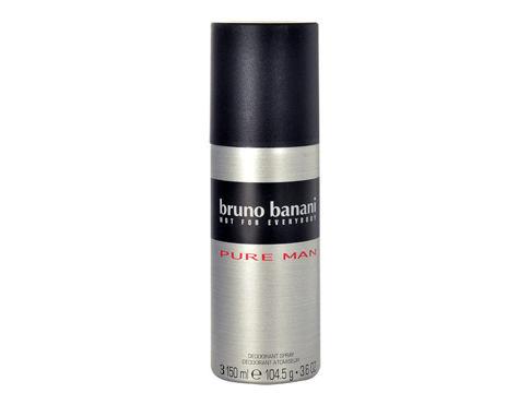 Bruno Banani Pure Man 150 ml deodorant Deospray pro muže