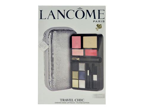 Lancome Hypnose řasenka dárková sada Black pro ženy - Hypnose Mascara 2 ml + 6 Ombres Paupieres 7,8 g + Gloss A Levres 1 ml + L´Absolu Nu 302 1 ml + Blush Subtil 2,3 g + Poudre Majeure Excellence 01 2,8 g