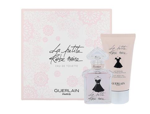 Guerlain La Petite Robe Noire EDT dárková sada pro ženy - EDT 30 ml + tělové mléko 75 ml