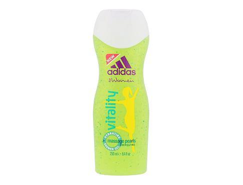 Adidas Vitality For Women 250 ml sprchový gel pro ženy