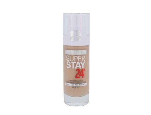 Maybelline Superstay 24h 30 ml makeup 10 Ivory pro ženy