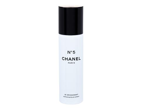 Chanel No.5 100 ml deodorant Deospray pro ženy