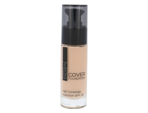 Gabriella Salvete Cover Foundation SPF30 30 ml makeup 101 Ivory pro ženy