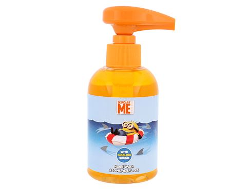 Tekuté mýdlo Minions Hand Wash With Giggling Sound 250 ml