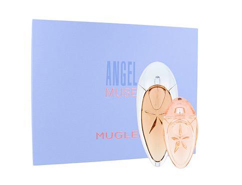 Thierry Mugler Angel Muse EDP dárková sada pro ženy - EDP 50 ml + EDP 5 ml