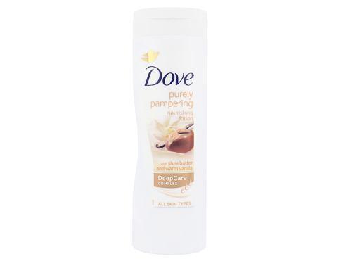 Dove Purely Pampering Shea Butter 400 ml tělové mléko pro ženy