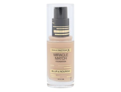 Max Factor Miracle Match 30 ml makeup 55 Beige pro ženy